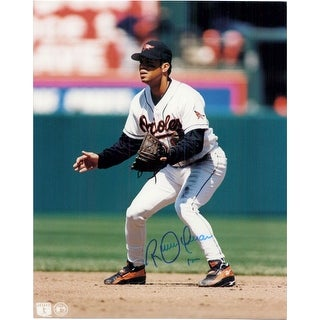 Signed Alomar Roberto Baltimore Orioles 8x10 Photo autographed