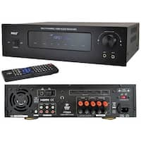 PYLE PRO PT592A Bluetooth(R) 5.1-Channel HDMI(R) Digital Stereo Receiver/Amp