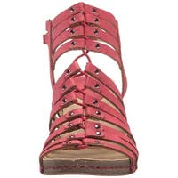 JBU by Jambu Women's Sugar Encore Platform Sandal