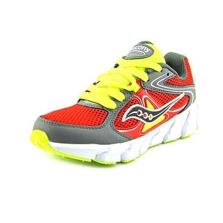 Saucony Kotaros Youth W Round Toe Synthetic Red Sneakers