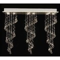 Modern Crystal Ball Chandelier Raindrop Light Lighting Fixture - Thumbnail 0