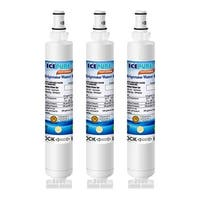 Icepure Replacement for KitchenAid KTRC22EMBL02 Refrigerator Water Filter  (3 Pack)