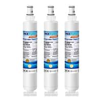 Icepure Replacement for Whirlpool 2301706 Refrigerator Water Filter  (3 Pack)