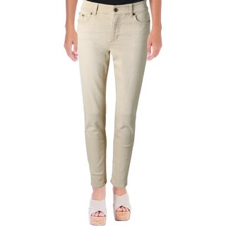 Lauren Ralph Lauren Womens Ankle Jeans Skinny Slimming (2 options available)