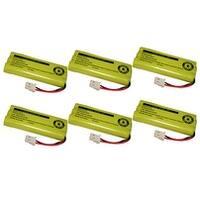 BATT-5872 (6 Pack) Replacement Battery
