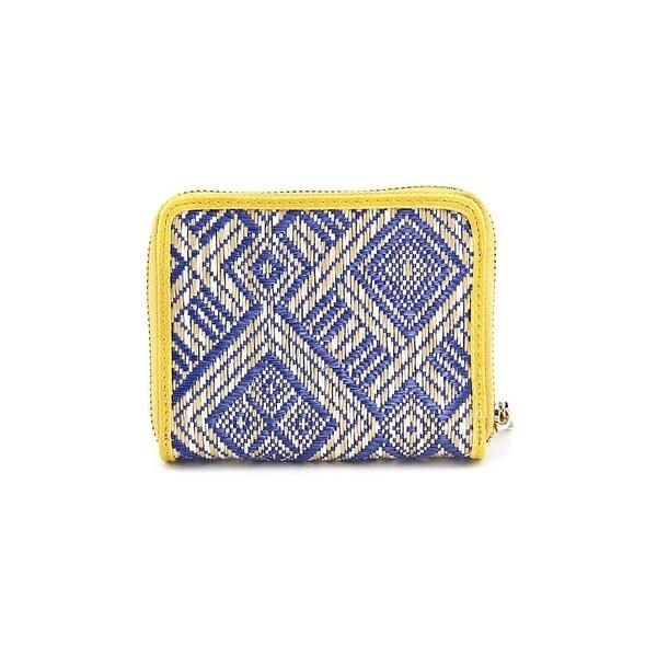 Shiraleah Vivi Mini Zip Women Synthetic Wallet NWT