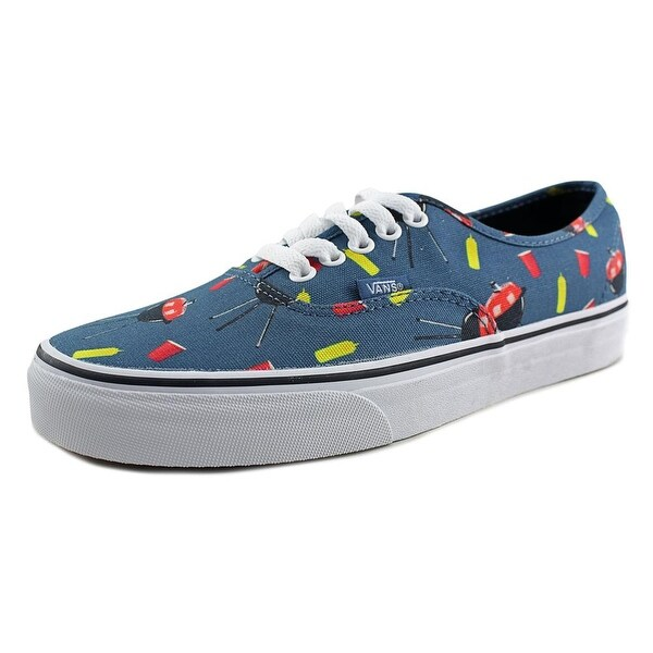 Vans Authentic Men (Pool Vibes) Blue Ashes/T Sneakers Shoes