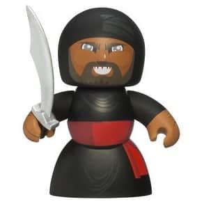 Indiana Jones Mighty Muggs Figure Cairo Swordsman - multi