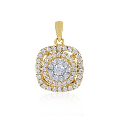 925 Sterling Silver Diamond Designer Charm Women's Jewelry Black Friday Sale