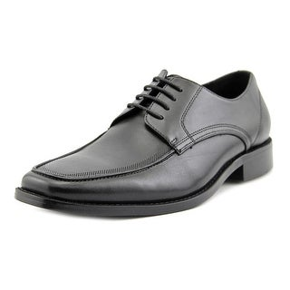 Steve Madden Dressed Square Toe Leather Oxford