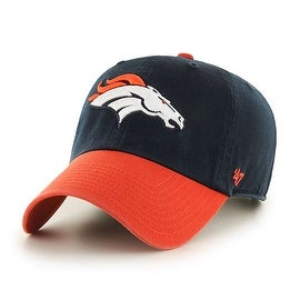 Denver Broncos Two-Tone Clean Up Cap