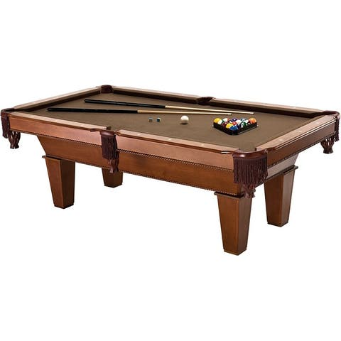 Fat Cat 7' Frisco Billiard Table with Play Package