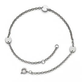 Chisel Stainless Steel Polished Round Charms Anklet (1 mm) - 9 in https://ak1.ostkcdn.com/images/products/is/images/direct/d4acf0568f9f5c57f1e089c64d1bc64ed559b10a/Chisel-Stainless-Steel-Polished-Round-Charms-Anklet-%281-mm%29---9-in.jpg?impolicy=medium