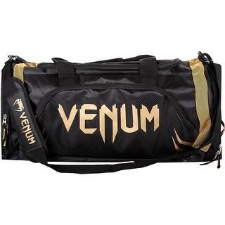 Venum Trainer Lite Sport Duffel Bag - Black/Gold