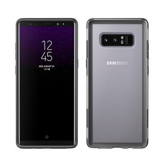 Pelican Adventurer Slim Protector for Samsung Galaxy Note 8 Case - Clear/Black