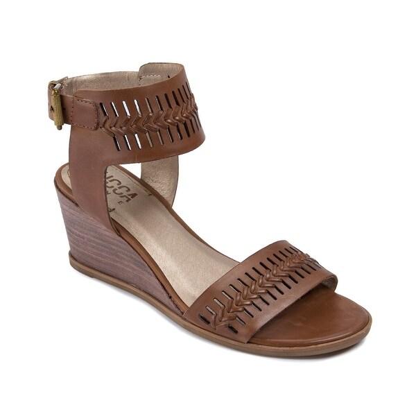 Lucca Lane Joanie Women's Sandals & Flip Flops Auburn