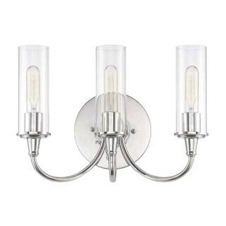 Jeremiah Lighting 38063 Modina 3 Light Bathroom Vanity Light - 16 Inches Wide