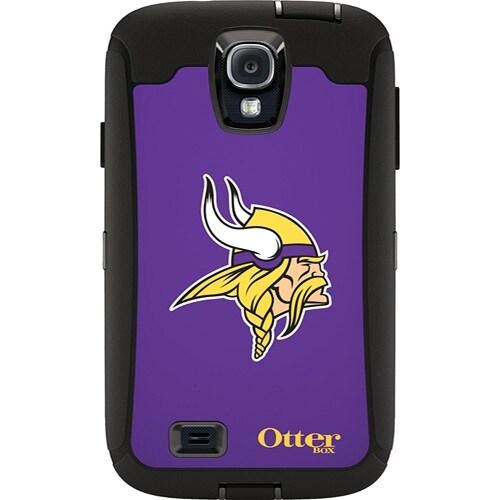 OtterBox Defender Series NFL Minnesota Vikings Case and