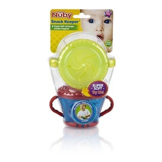 Nuby Snack Keeper - 2 Pack