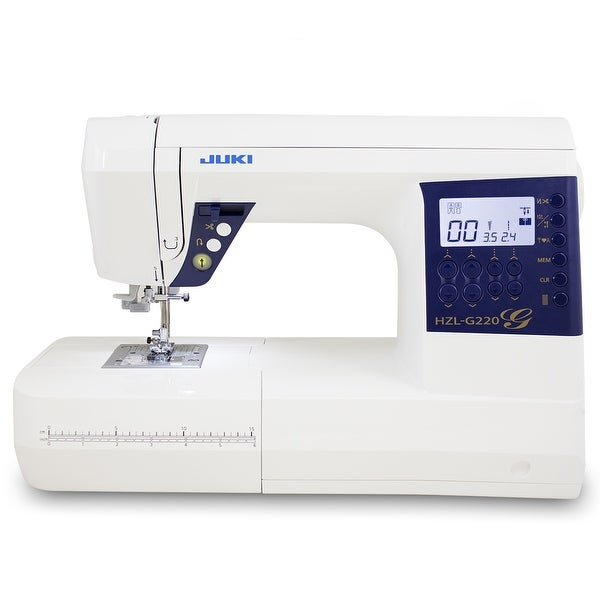 Juki HZL-G220 Computerized Sewing and Quilting Machine - Free ... : computerized sewing and quilting machine - Adamdwight.com