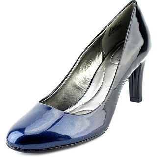 Bandolino Lantana Round Toe Synthetic Heels