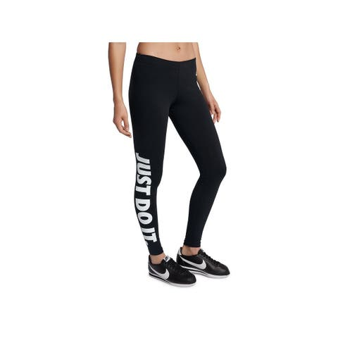 2adc66f327b Nike Womens Athletic Leggings Fitness Running