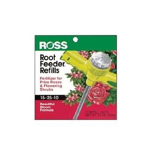 Ross 13450 Root Feeder Refills, 15 - 25 - 10, Liquid