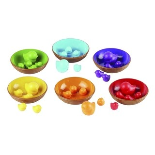 Learning Resources Birds and Nests Sorting Set