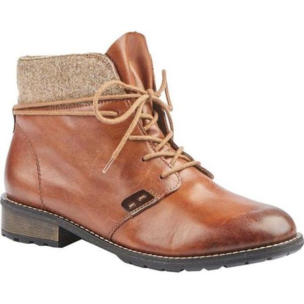 ace49793c4 Remonte Women's Elaine R3332 Ankle Boot Chestnut/Wood/Kastanie
