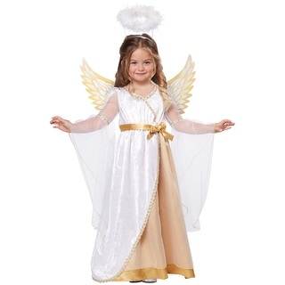 California Costumes Guardian Angel Toddler Costume - White