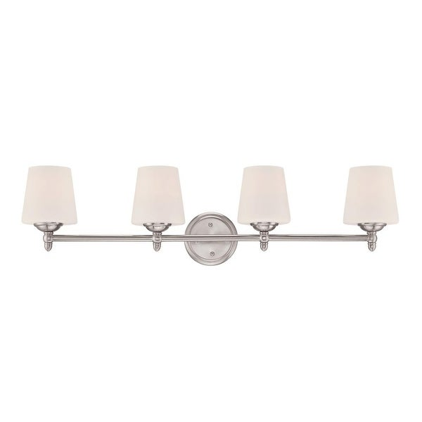 Designers Fountain 15006-4B Darcy 4-Light Vanity Light - N/A