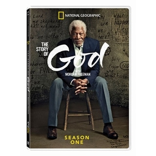 The Story Of God With Morgan Freeman: Season One - 2 Dvd Set