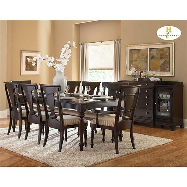 Winsome Wood 94148 Inglewood Dining Table Free Shipping Today 24854052