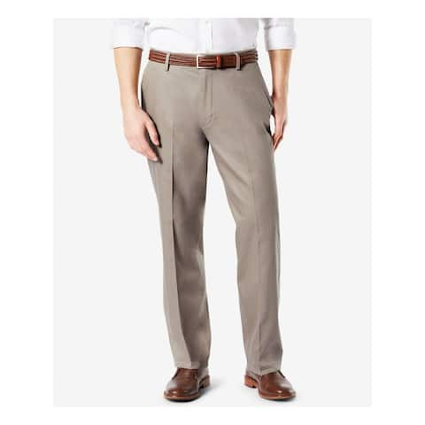 DOCKERS Mens Beige Pants W36/ L32 - W36/ L32