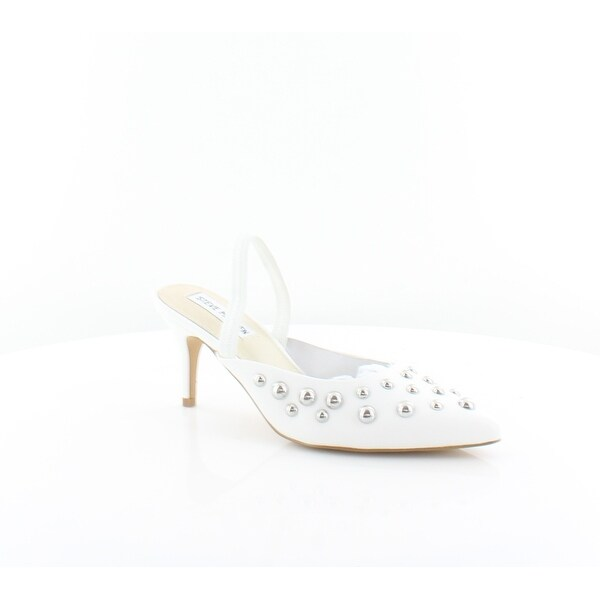 c3d982bbeaca Shop Steve Madden Meteor Women s Sandals White - Free Shipping Today ...