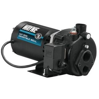 Wayne CWS50 1/2 HP Cast Iron Non-Submersible Well Pump