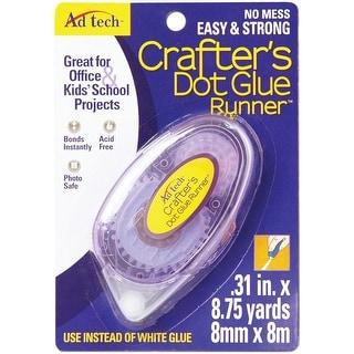 """Crafter's Dot Glue Runner-.31""""X315"""""""