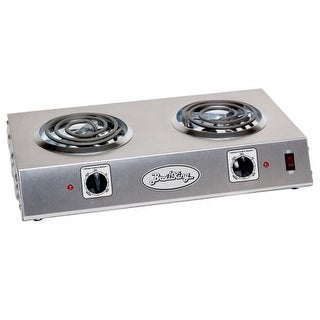 BroilKing CDR-1TB Double Hot Plate