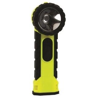 Dorcy 41-0095 Intrinsically Safe Right Angle 190 Lumen Flashlight, Yellow
