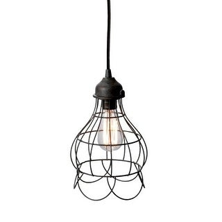 Dimond Home 225033 Wire Rose 1 Light Pendant