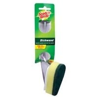 Scotch Brite 650-12 Heavy Duty Dishwand, Green