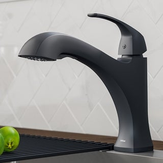 Link to Kraus KPF-2252 Oren 1-Handle 2-Function Pullout Kitchen Faucet Similar Items in Faucets