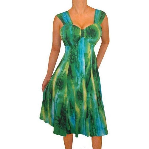 39910fa1cb7 Shop Funfash Plus Size Women Emerald Green Sexy Cocktail Dress Made in USA  - Free Shipping Today - Overstock - 12063219