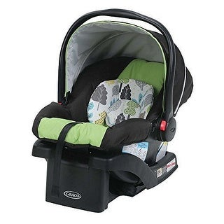 Graco SnugRide 30 BABY CAR SEAT, Click Connect Adjustable CAR SEAT, Bear Trail - bear trail