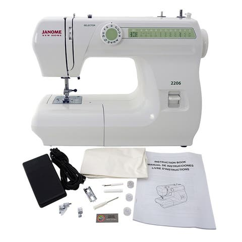 Buy Janome Sewing Machines Online at Overstock | Our Best ... on