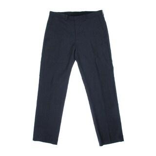 Ryan Seacrest Mens Wool Slim Fit Dress Pants - 34/30