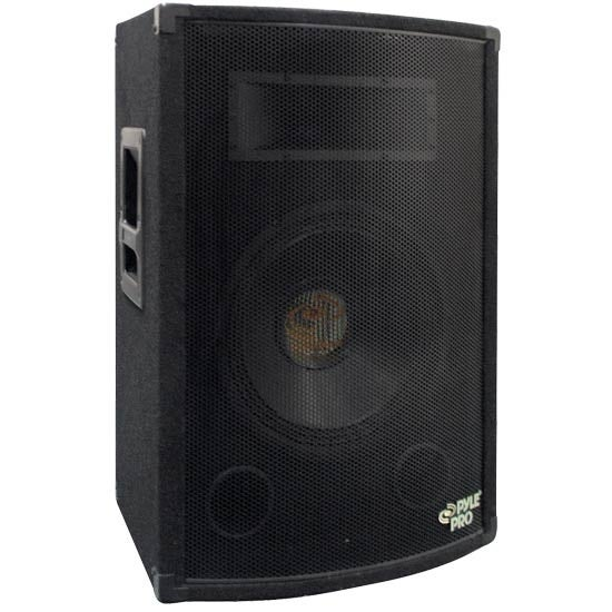 500 Watt 10'' Two-Way Speaker Cabinet