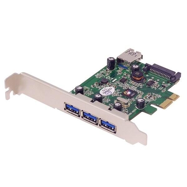 Siig Ju-P40212-S1 Dual Profile Pci Express Adapter