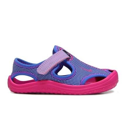 Protect Girl's Toddler Hydrangea Nike Sunray Sandals doexBCr