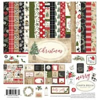 "Carta Bella Collection Kit 12""X12""-Christmas"